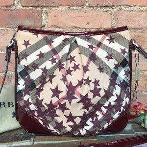 🌟authentic burberry bag! Limited edition